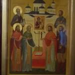 Святые новомученики и исповедники Спировские молите Бога о нас!