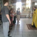 29 мая 2016 года  для выпускников Спировских школ был совершен  молебен перед началом экзаменов. Священник Сергий благословил выпускников 9 и 11 классов  на предстоящие испытания.