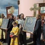 9 -10 июля состоялось принесение святынь Большого Бежецкого Крестного хода на Спировскую землю.