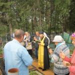 5 июля 2016 г. в п.Спирово вспоминали Ивана Николаевича Баринова, талантливого баяниста, певца, композитора.